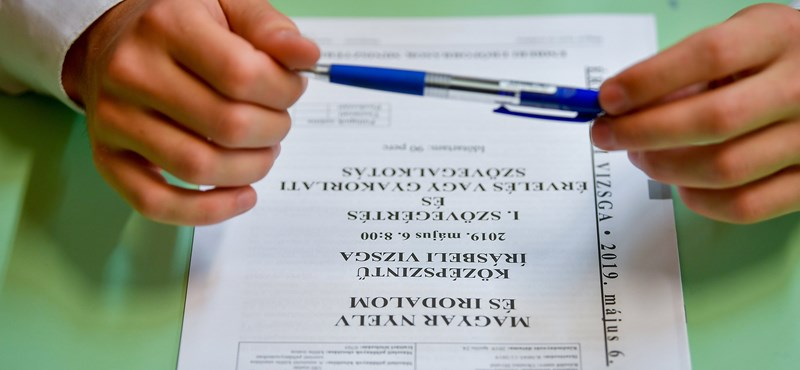 Érettségi botrány Békéscsabán: az utolsó pillanatban tudták meg, hogy hétfőn mégsem vizsgázhatnak