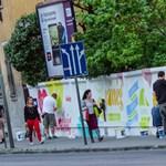 Fotók: Újabb elhanyagolt fal újult meg, most Budán