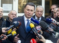 Gruevszki kiadatását kéri Macedónia, és beolvasott a magyar kormánynak