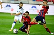 Mol Fehérvár–Reims 0-0, tizenegyesekkel 4-1