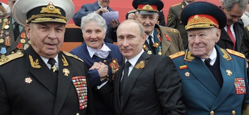 Hivatalos: Putyin katonákat küldhet Ukrajnába