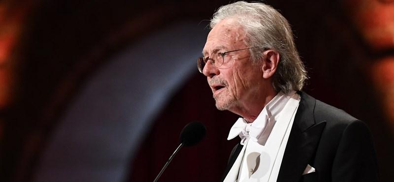 Peter Handke magas szerb kitüntetést kapott
