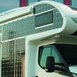 A kempingek új sztárja lehet ez a napelemekkel borított elektromos lakóautó