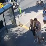 Elfogták a Dagály strandon verekedő társaság két tagját
