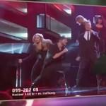 Eurovíziós dalversenyt közvetítő jeltolmácson nevet az internet – videó