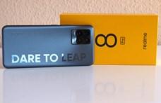 Új ár-érték bajnok mobil Magyarországon – kipróbáltuk a Realme 8 Prót