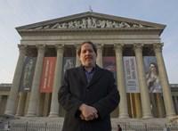 Újabb öt évre Baán László marad a Szépművészeti Múzeum főigazgatója