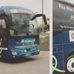 Üzenjünk Brüsszelnek: Ry-ry-Hungary - megihlette olvasóinkat a válogatott buszának felirata