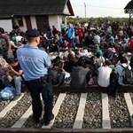 Zágráb kitette a megtelt táblát, nem képes több migránst fogadni
