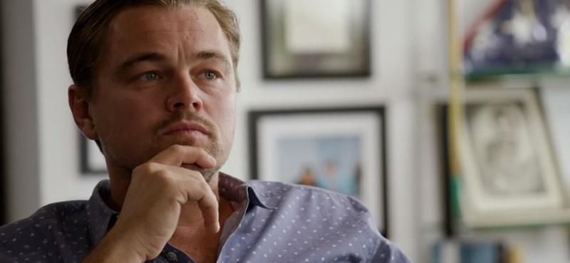 Videó: Nézze meg, Leonardo DiCaprio hogyan mentené meg a világot