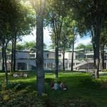 Hatalmas, futurisztikus iskola épül Debrecenben, jövőre indul a tanítás