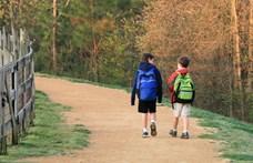 Fogadja meg a tudósok tanácsát, holnaptól küldje a gyerekét iskolába gyalog