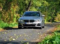 Dízelország királya - teszten a BMW 330d Touring