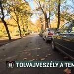 Autófeltörőkre és zsebtolvajokra is számítani lehet a temetőkben