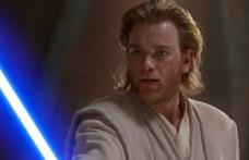 Ewan McGregor újra fénykardot ragad