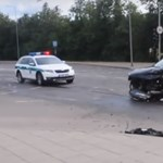 Magyar NATO-katonák okoztak balesetet Vilniusban