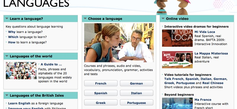 Így tanulhattok idegen nyelveket ingyen, otthonról - a tíz legjobb oldal