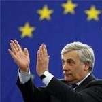 Az Európai Parlament elnöke egy kicsit Mussolinit védte