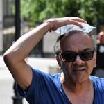 Ez a hétfő volt az év legmelegebb napja Magyarországon