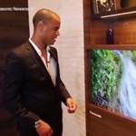 Nem vicc: láthatatlan televízióval rukkolt ki a Panasonic