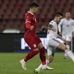 Szerbia-Magyarország - 0-1