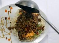 Főzzön velünk! – kínai darált marhahúsos tészta