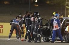 Fittipaldi helyettesíti a megégett Grosjeant a következő F1-es futamon