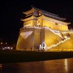 Két nap alatt legalább 3 millió látogató a pekingi Tienanmen téren