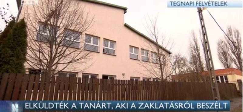 Egy budapesti iskola teljes tantestületét beidézte a rendőrség
