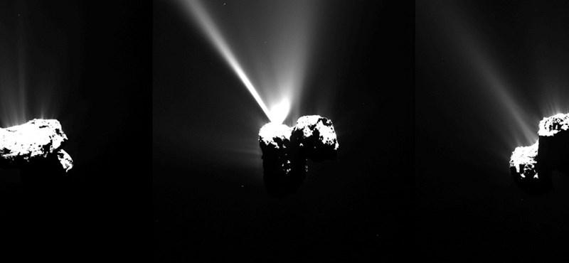 Lehet, hogy végig tévedtük a 4,5 milliárd évesnek hitt üstökössel kapcsolatban