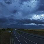 Viharos széllel kezdődik a jövő hét