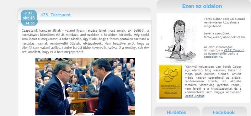 Ezért tart annyira a Fidesz a választási kampány véghajrájától