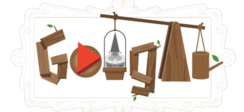 Miért van ez a kerti törpe ma a Google keresőben? Mi a kerti törpék története?