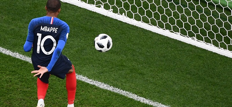 Franciaország–Peru: 1-0