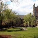 A tanárával üvöltözött a hallgató: egyre agresszívabban tüntetnek az amerikai egyetemisták