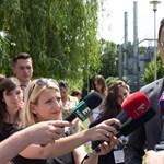 Megsértette a magyarokat az ENSZ-főbiztos Szijjártó szerint