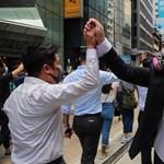 Vizsgálatot sürget az ENSZ főbiztosa a hongkongi tüntetések ügyében