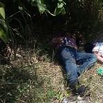 Mexikói erőszak: a papokat sem kímélik – sokkoló fotó 18+