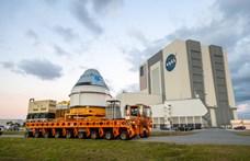 Olyan rossz volt az idő, hogy a NASA inkább elhalasztotta az új űrhajója kilövését