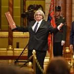 Megcsúszva bár, de átadták a Kossuth-díjakat Dörner Györgyéknek