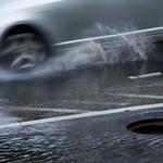 Kiadós esőre, zivatarokra figyelmeztet a meteorológia