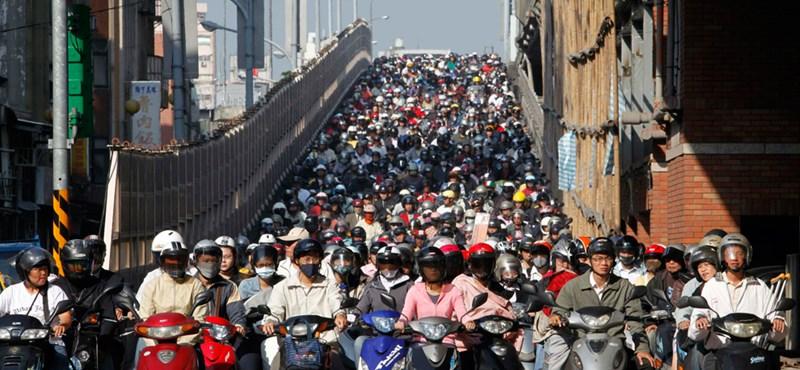 Hétmilliárd felett a Föld népessége - Sokan vagyunk kevesen