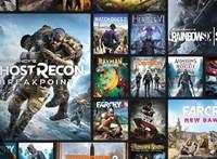 100+ videojátékkal indul a Ubisoft Netflix-szerű szolgáltatása