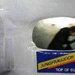 Vonattal Európa tetejére
