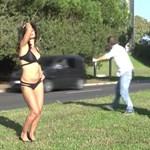 Ilyen traffipax fotót még biztos nem látott, pedig szeretne – videó