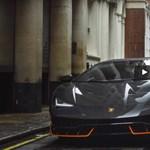 Az über ritka Lamborghini Centenariót is beválogatták az új Transformersbe - videó