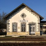 Nézegessen XIX. századi állomásépületeket - fotó
