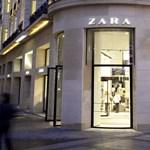 Segítséget kérő cetliket találtak a ruhák zsebében a Zara vevői