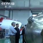 Különleges járművet épített Kína, a Föld legmélyebb pontjára mennek vele