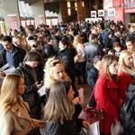 Négyből három fiatal új munkahelyet keres